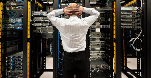 Blocco sistema informatico: come prevenirlo